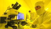Labor im Zentrum für Materialien, Architekturen und Integration von Nanomembranen (MAIN)